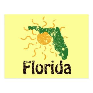 Postal soleada de la Florida