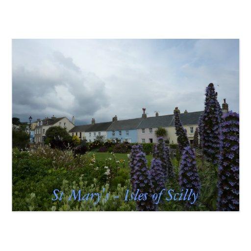 POSTAL - St Mary, islas de Scilly
