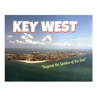 Postal Stevens-temática de Key West Wallace