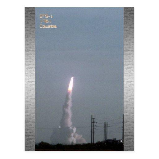 Postal STS-1