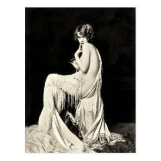 Postal temprana del francés de los 1900s