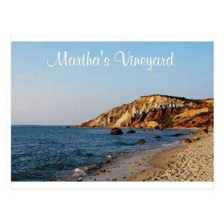 Postal total principal gay de Cape Cod del Martha'