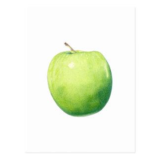 Postal verde de Apple
