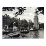 Postal vieja, Amsterdam
