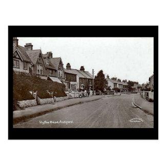 Postal vieja - Ashford, Kent