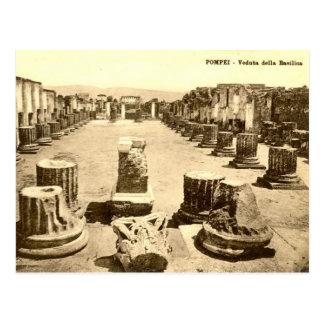 Postal vieja - basílica del della de Pompeya, Vedu