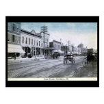 Postal vieja - Belvidere, Illinois