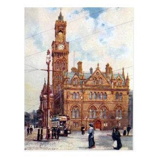 Postal vieja - Bradford, Yorkshire