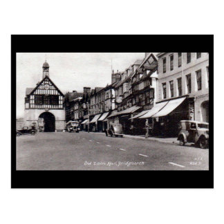 Postal vieja - Bridgnorth, Shropshire