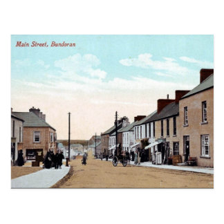 Postal vieja - Bundoran, Co Donegal, Irlanda