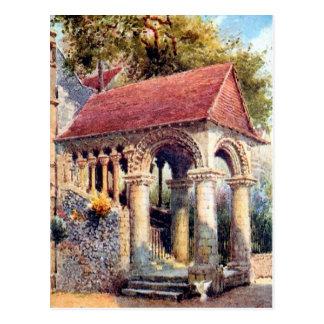 Postal vieja - Cantorbery, Kent