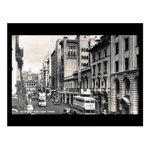 Postal vieja - Cape Town, Suráfrica