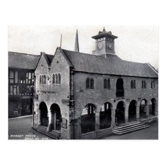 Postal vieja - casa del mercado, Ross-en-Horqueta
