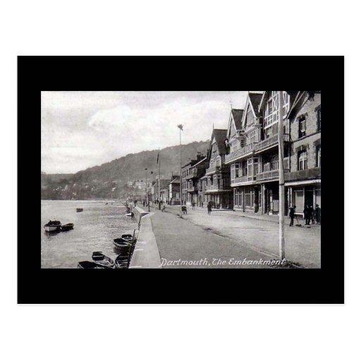 Postal vieja, Dartmouth, Devon