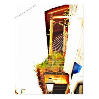 Postal vieja de San Juan