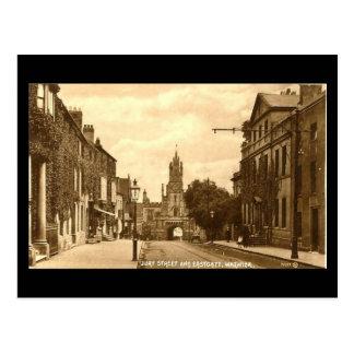 Postal vieja, Eastgate, Warwick
