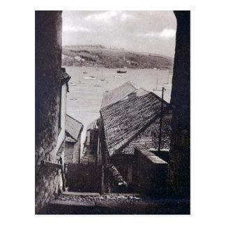 Postal vieja - Falmouth, Cornualles