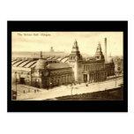 Postal vieja, Glasgow, Kelvin Pasillo