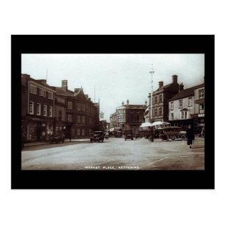 Postal vieja, Kettering, Northamptonshire