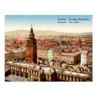Postal vieja - Kraków Polonia