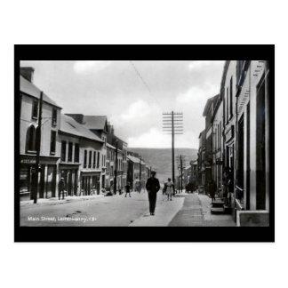 Postal vieja - Letterkenny, Co Donegal, Irlanda