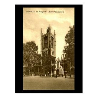 Postal vieja, Londres, St Margaret, Westminster