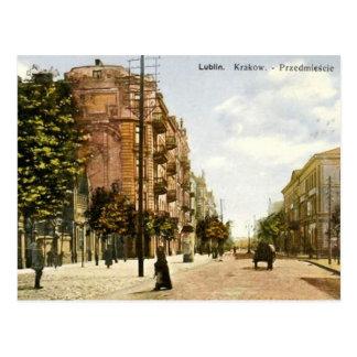 Postal vieja - Lublin, Polonia