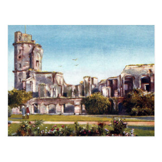 Postal vieja - Lucknow, la India