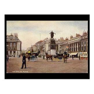 Postal vieja - lugar de Waterloo, Londres