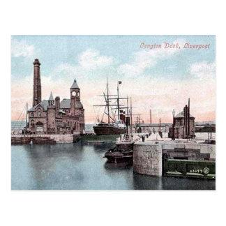 Postal vieja - muelle de Langton, Liverpool
