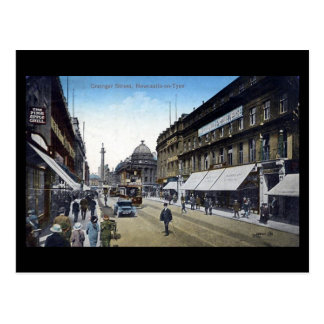 Postal vieja - Newcastle-en-Tyne