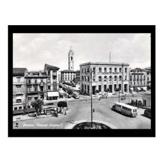 Postal vieja - Pescara, Piazzale Stazione