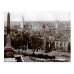 Postal vieja - Plymouth en 1915