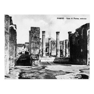 Postal vieja - Pompeya, Casa di Panza