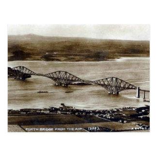 Postal vieja - puente adelante ferroviario
