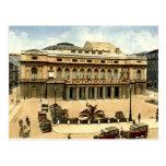 Postal vieja, Roma, dell'Opera de Teatro Reale