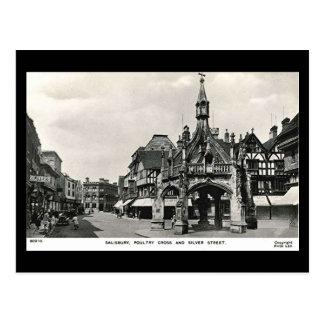 Postal vieja - Salisbury, Wiltshire