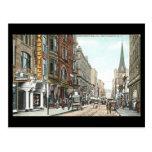 Postal vieja - St de Westminster, Providence RI