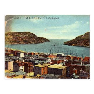 Postal vieja - St John, Terranova