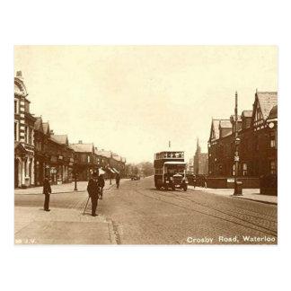 Postal vieja - Waterloo, Merseyside