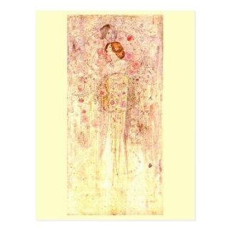 Postal-Vintage Arte-Charles Rennie Mackintosh 22
