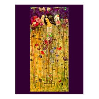 Postal-Vintage Arte-Charles Rennie Mackintosh 4