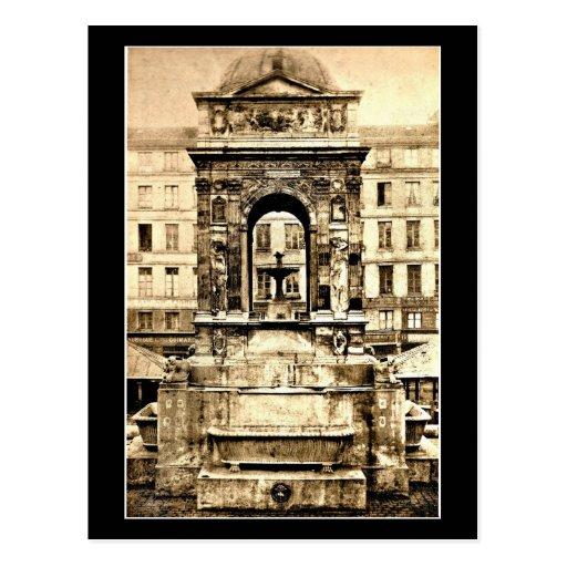 Postal-Vintage Fotografía-Charles Marville 19
