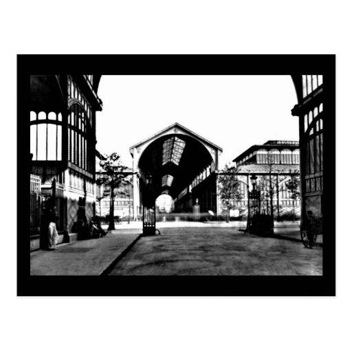 Postal-Vintage Fotografía-Charles Marville 35