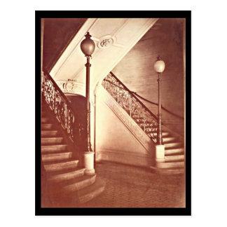 Postal-Vintage Fotografía-Charles Marville