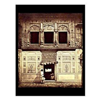 Postal-Vintage Fotografía-Felice Beato 16 Postal