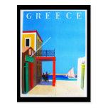 Postal-Vintage Viaje-Grecia