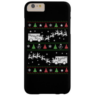 Postal Worker Christmas Barely There iPhone 6 Plus Case