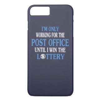Postal worker iPhone 8 plus/7 plus case