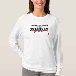 Postal Worker  Zombie T-Shirt